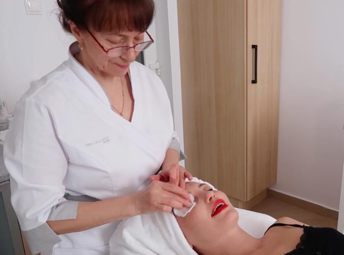 tratament facial maria galland bucuresti