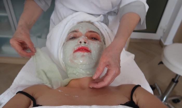tratament facial modelator maria galland