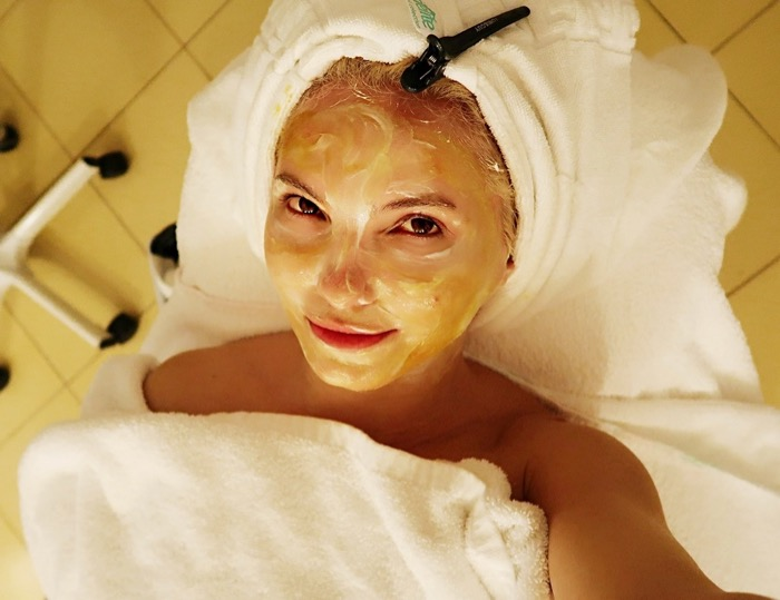 Tratament facial termoactiv 3