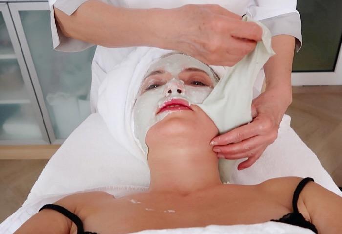 tratament facial modelator maria galland 3