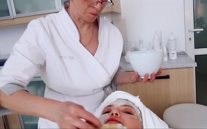 tratament facial modelator maria galland 2