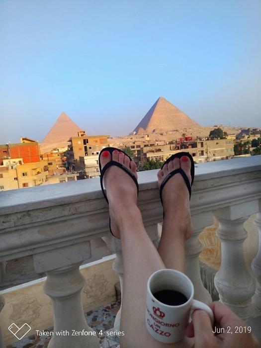 Cazare Giza vedere piramide camere 19