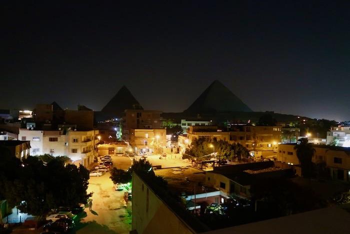 Cazare Giza vedere piramide camere 11