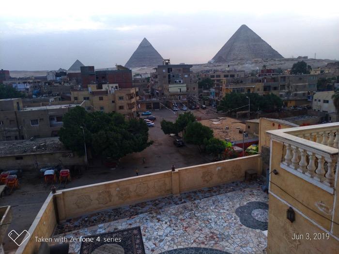 Cazare Giza vedere piramide camere 6