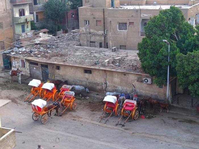 Cazare Giza vedere piramide camere 5