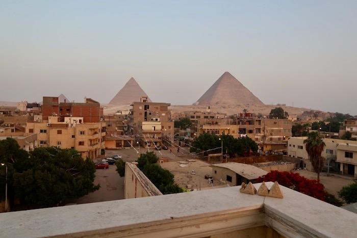 Cazare Giza vedere piramide camere 14