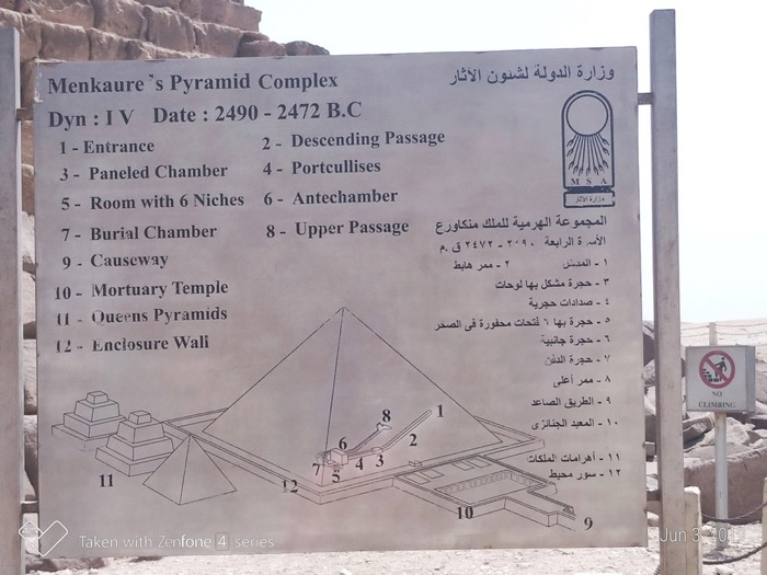 Vizitează Piramidele singur si independent 15