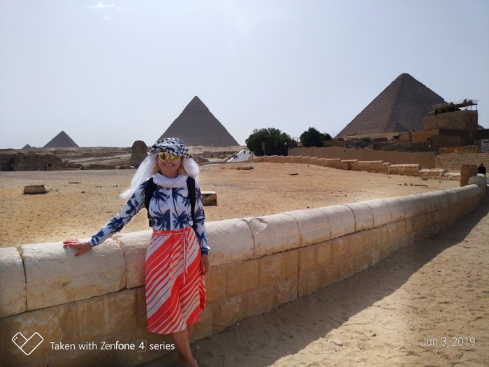 Vizitează Piramidele singur si independent 4