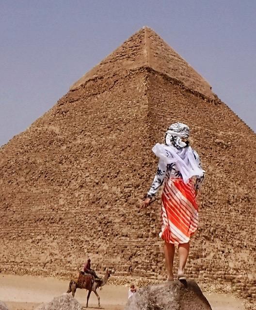 Vizitează Piramidele singur si independent 1
