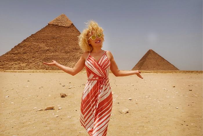 Vizitează Piramidele singur si independent