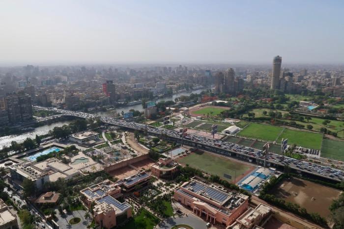 Turnul din Cairo 12