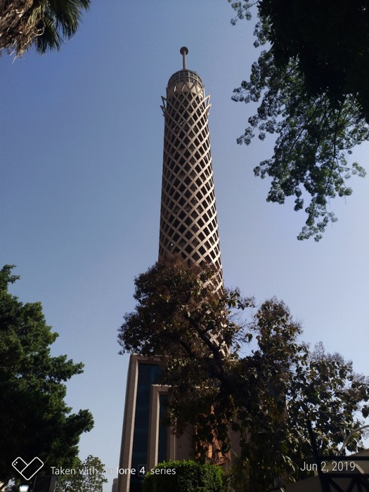 Turnul din Cairo 11