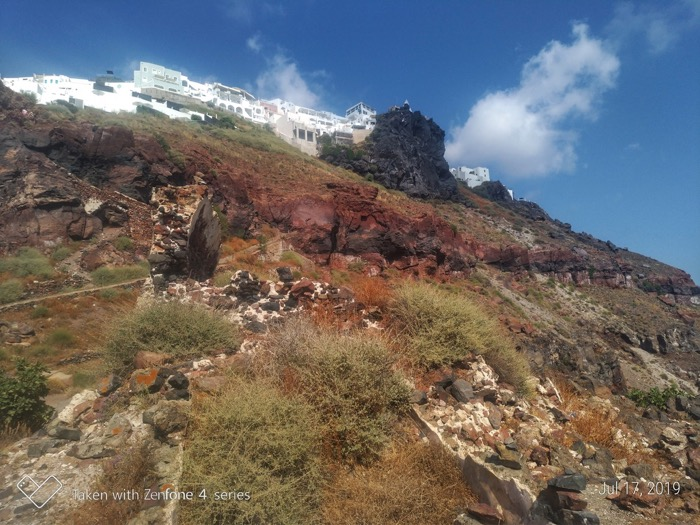 Skaros Santorini 13