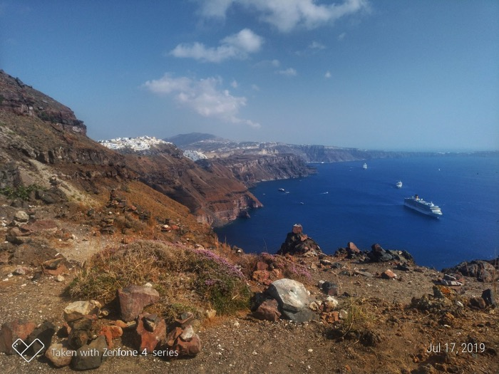 Skaros Santorini 12