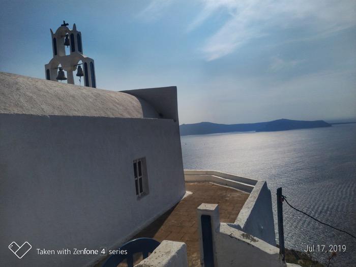 Skaros Santorini traseu 8