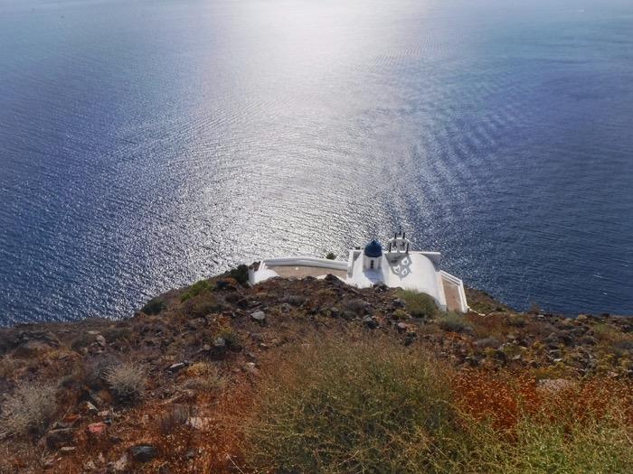 Skaros Santorini biserica Theoskepasti 7
