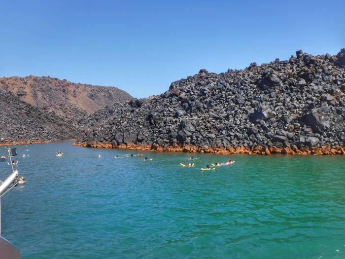Croaziera cu catamaranul in Santorini 24