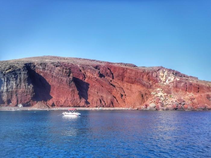 Croaziera cu catamaranul in Santorini 16