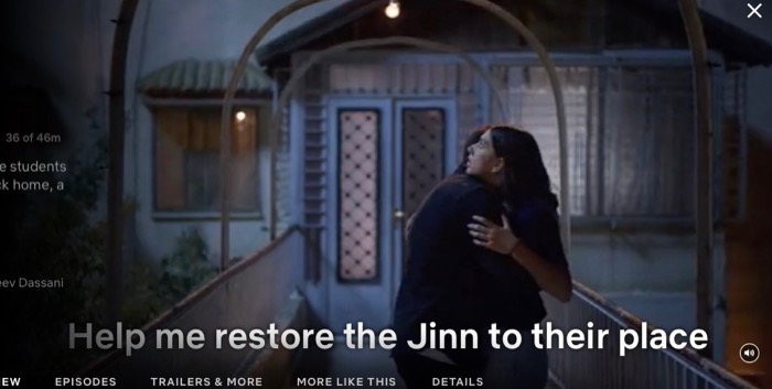 filme calatorie jinn 7