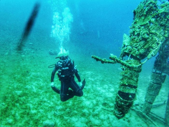 Advanced Open Waters Dahab Scufundari 22