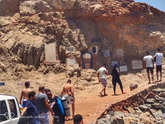 Gaura Albastra Dahab Sinai 11