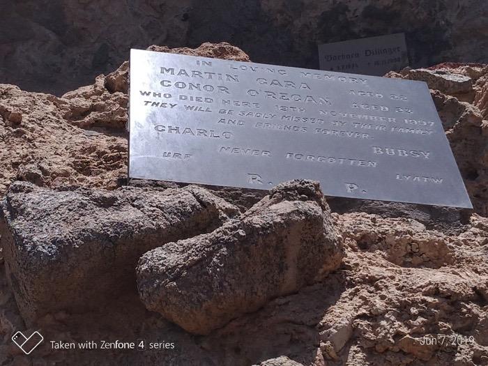 Gaura Albastra Dahab Sinai 5