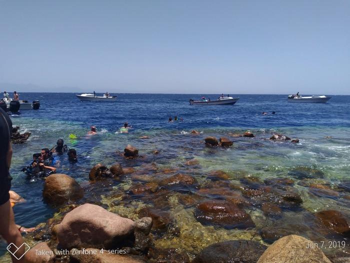 Gaura Albastra Dahab Egipt 2
