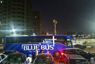 blue bus cairo dahab sharm 6