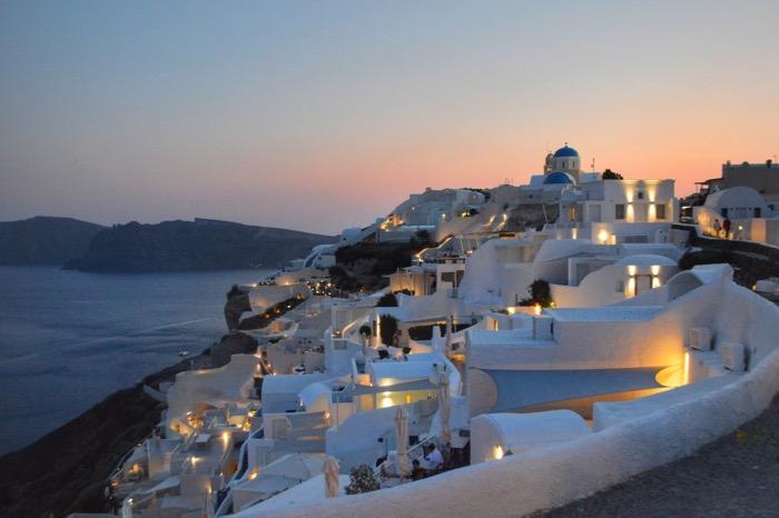 Oia Santorini obiective 26