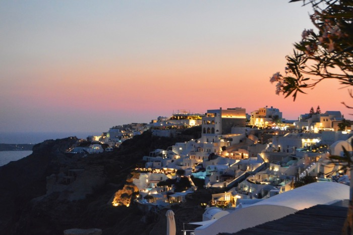 Oia Santorini obiective 22
