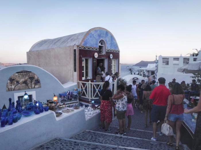 Oia Santorini obiective 14