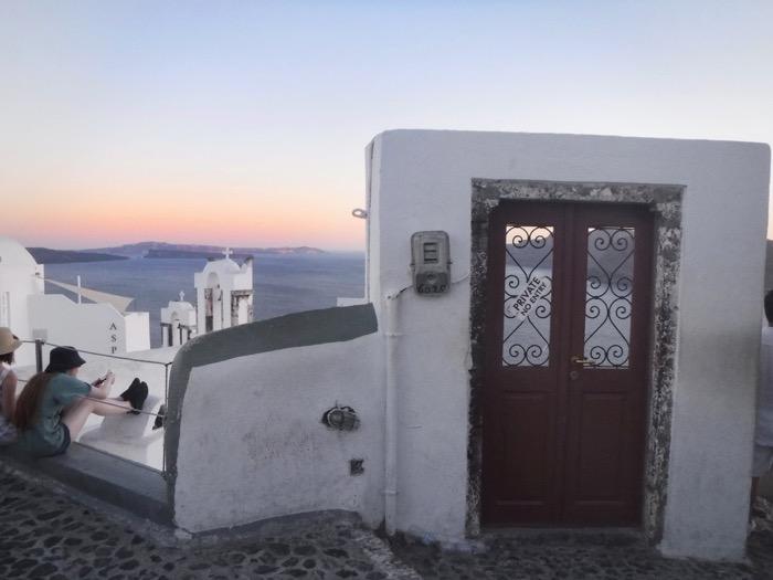 Oia Santorini obiective 12