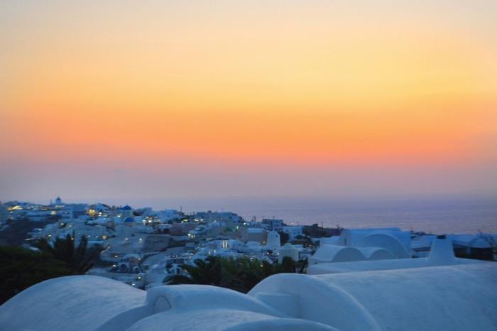 Oia Santorini obiective 30