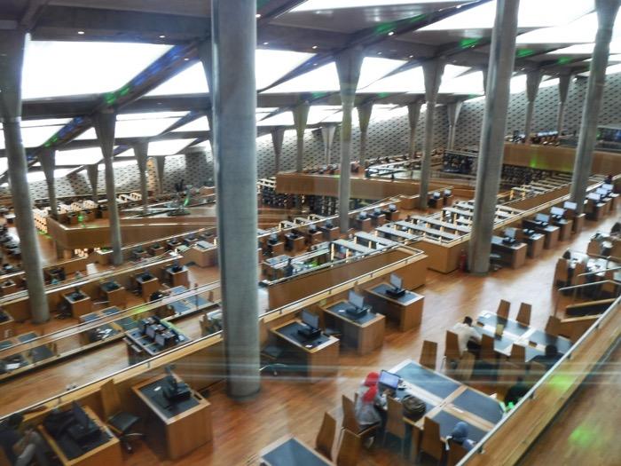 Biblioteca din Alexandria 15