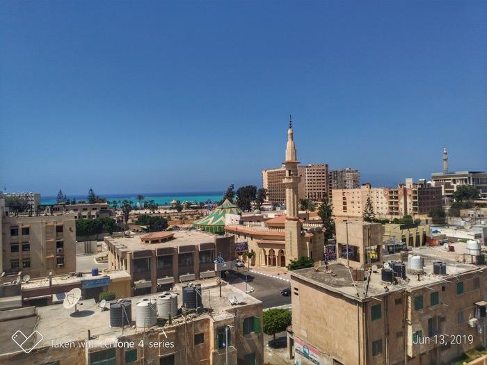 Marsa Matruh Egipt vedere