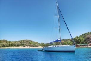 Skiathos barca inchiriata excursie 10