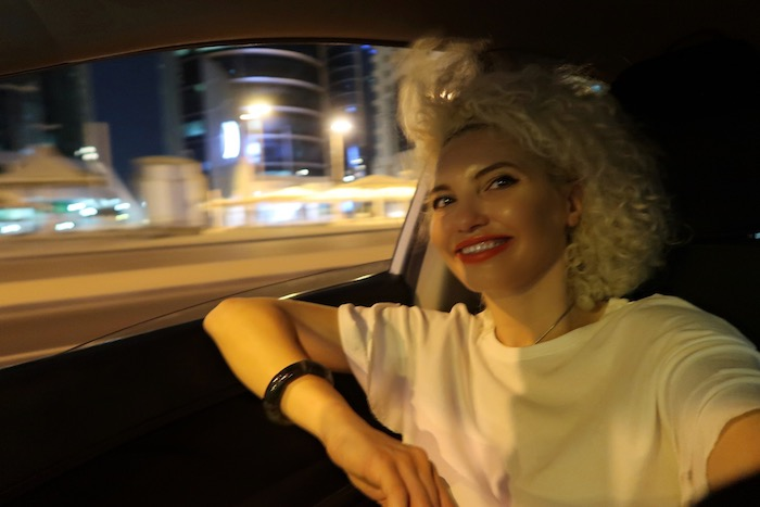 Viata de noapte Doha 1