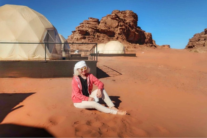 Camp Wadi Rum Mazayen 32