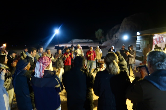 Campul Sun City Wadi Rum 10