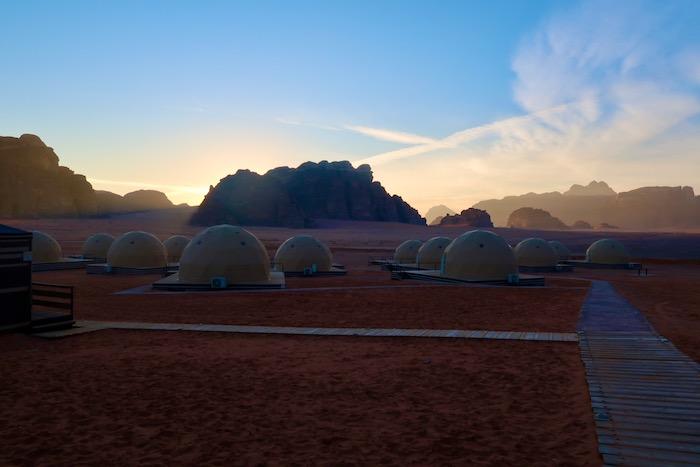 Campul Sun City Wadi Rum 6