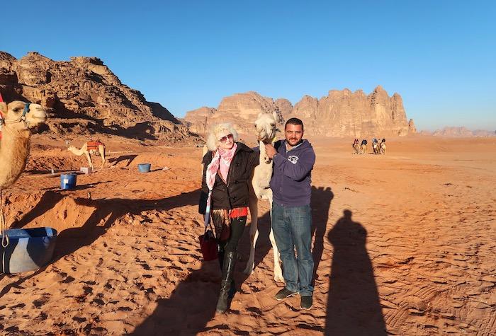 Campul Sun City Wadi Rum 17