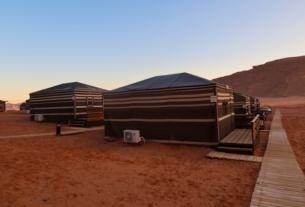 Campul Sun City Wadi Rum 5