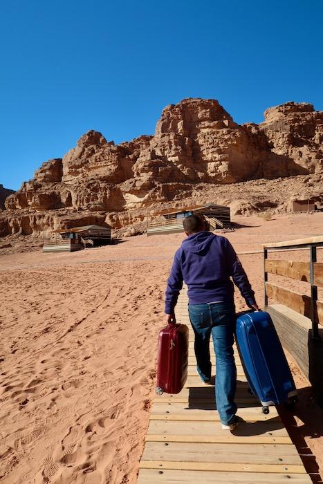 Campul Sun City Wadi Rum 1