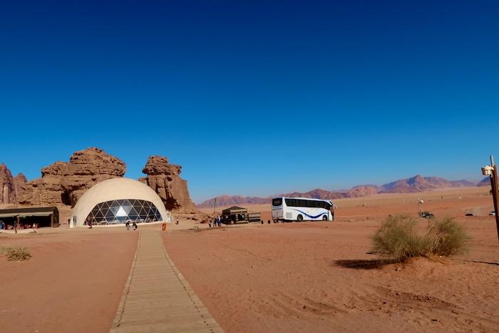 Campul Sun City Wadi Rum