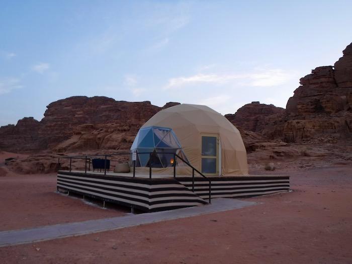 Campul Sun City Wadi Rum 16