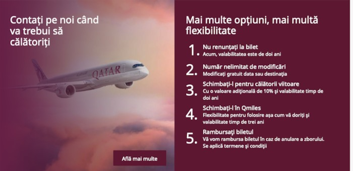 qatar airways reia zborurile 1