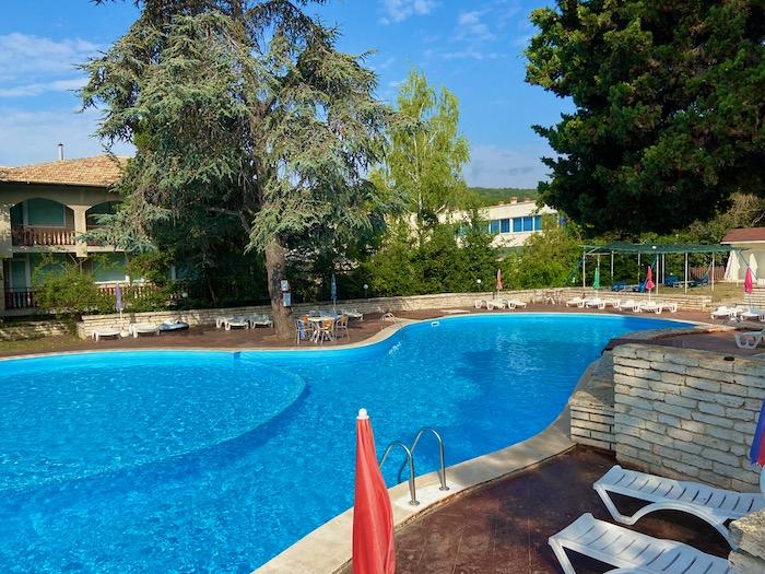 Hotel Bisser Balcic