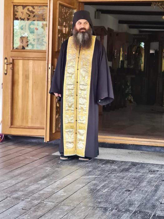 Manastirea Sinca Noua 2