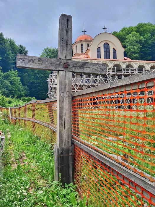 Manastirea Sinca Noua 1
