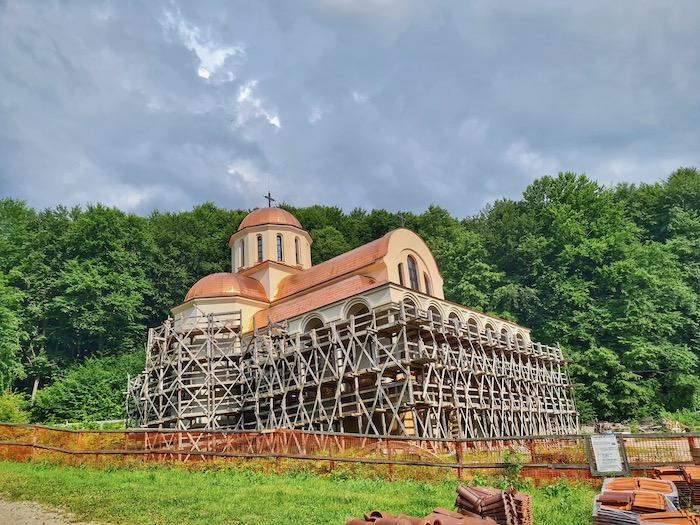 Manastirea Sinca Noua